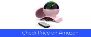 Amouhom Night Light Baby Star Projector