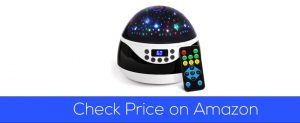 AnanBros Remote Baby Night Light with Timer Music