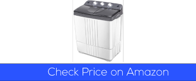 Image of product COSTWAY Washing Machine, Electric Compact Laundry Machines