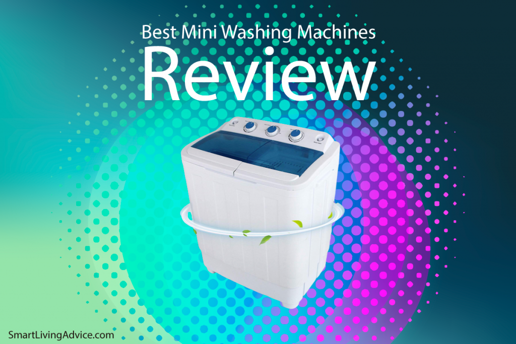 7 Best Mini Washing Machines Review